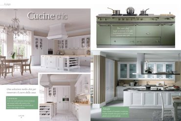 Cucine Chic - Kitchens GH Lazzerini