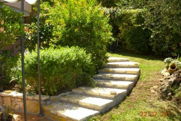 across the garden - alleway, vialetto - gh lazzerini