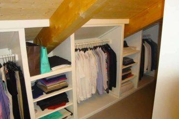 mansarda, attic, interior design - gh lazzerini