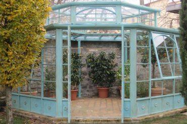 orangerie - giardino d'inverno - gh lazzerini