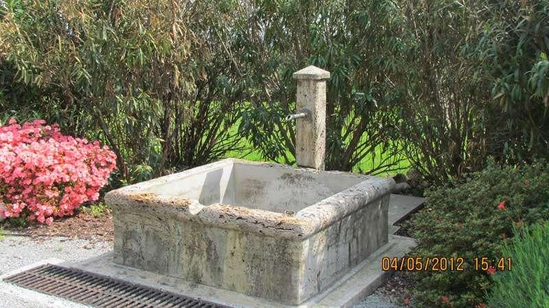 Pietra e acqua uno sguardo alle fontane garden house for Fontanelle da esterno