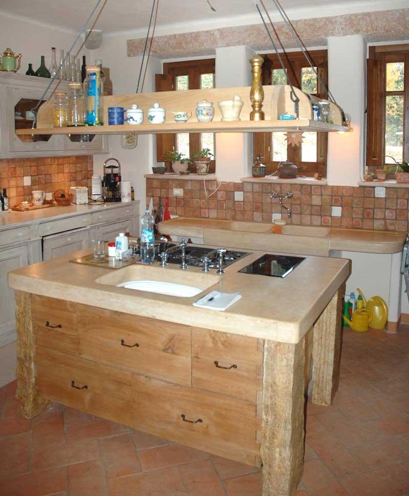 Foto cucine americane con isola latest tavoli e sedie da for Cascella arredamenti