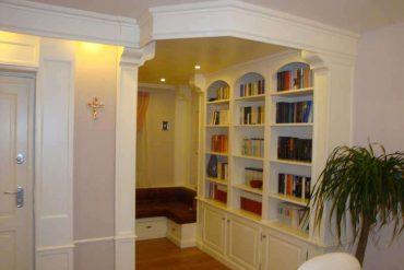 libreria, bookcase - gh lazzerini