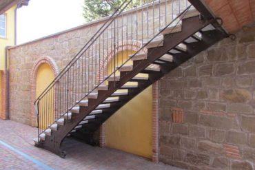 iron & wood - iron & stone - GH Lazzerini