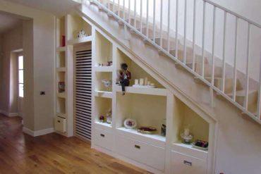 la scala, elemento di arredo, tra estetica e funzionalità - stairs - gh lazzerini