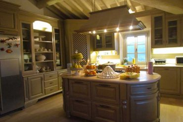 the kitchen, the heart of the home - La cucina, il cuore della casa - gh lazzerini