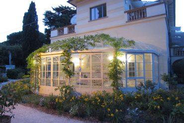 orangerie, una stanza in più, immersa nella luce - orangerie - gh lazzerini