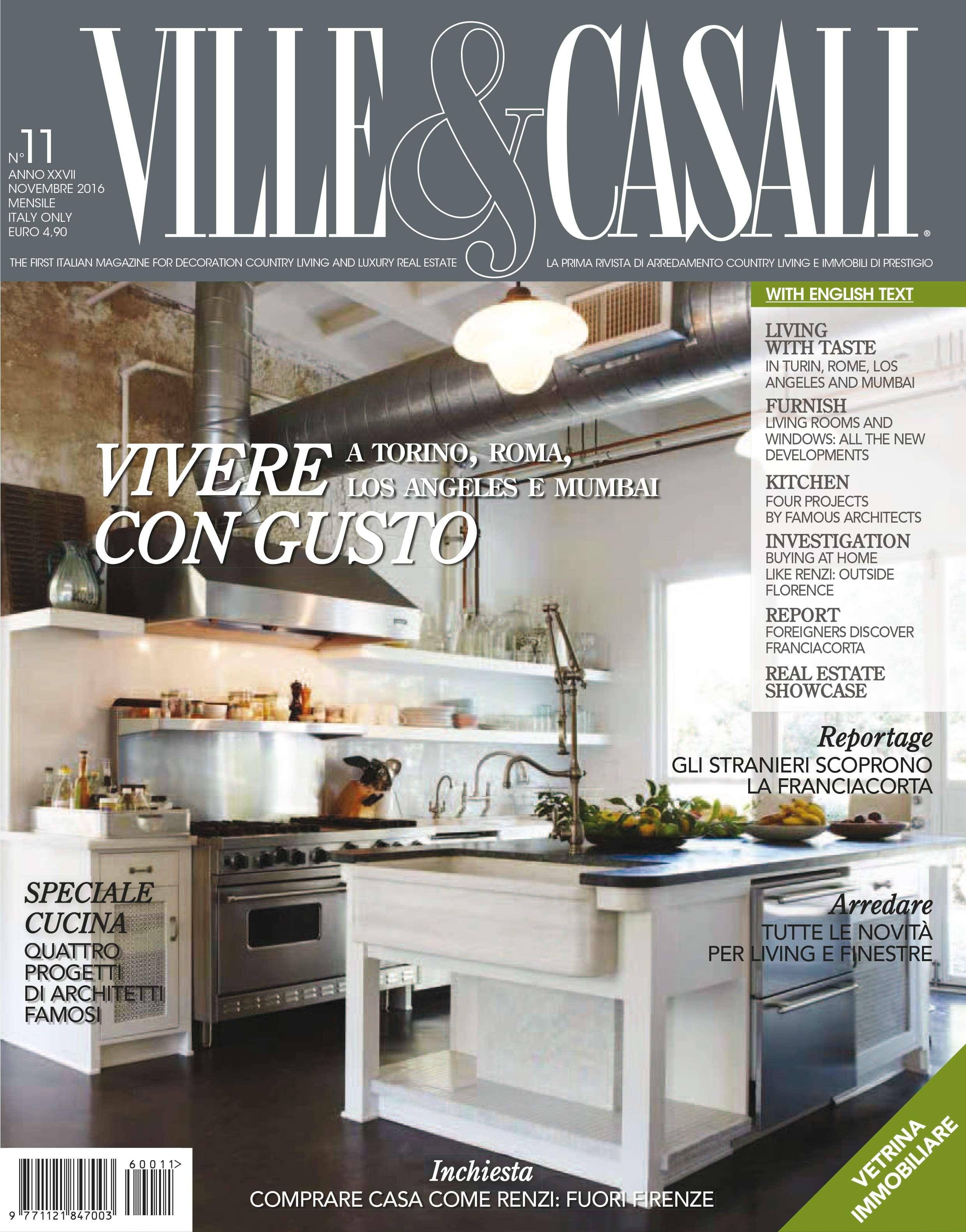 Arredamento Per Casali ville e casali, november 2016 - garden house lazzerini