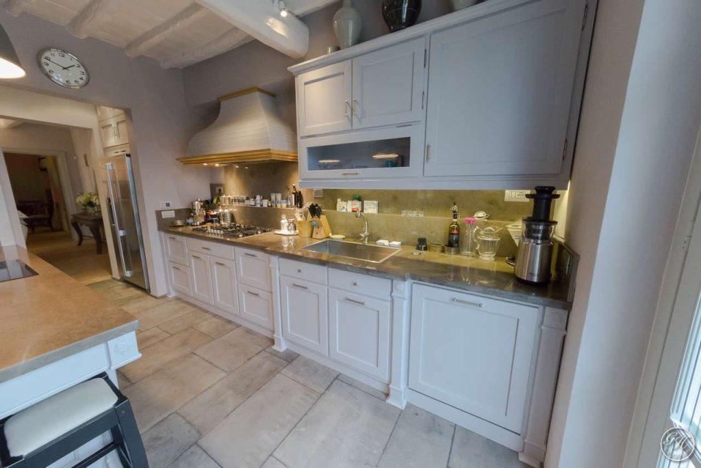 Cucine su misura in materiali naturali di qualit gh lazzerini - Cucine di qualita ...