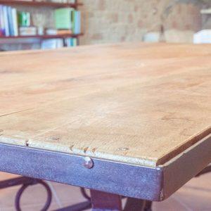 Particolare Il legno al servizio del tuo stile. I tavoli in legno Garden House Lazzerini, Outdoor Made in Italy