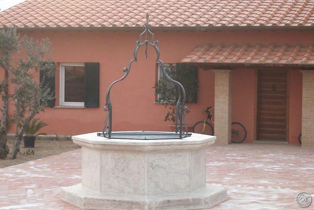 Pozzi Decorativi Da Giardino : Pozzi garden house lazzerini