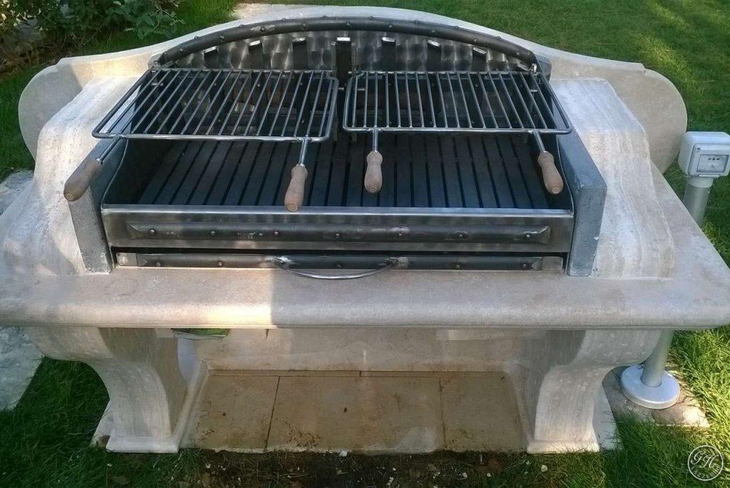 Barbecue cucine per esterno garden house lazzerini - Barbecue esterno design ...