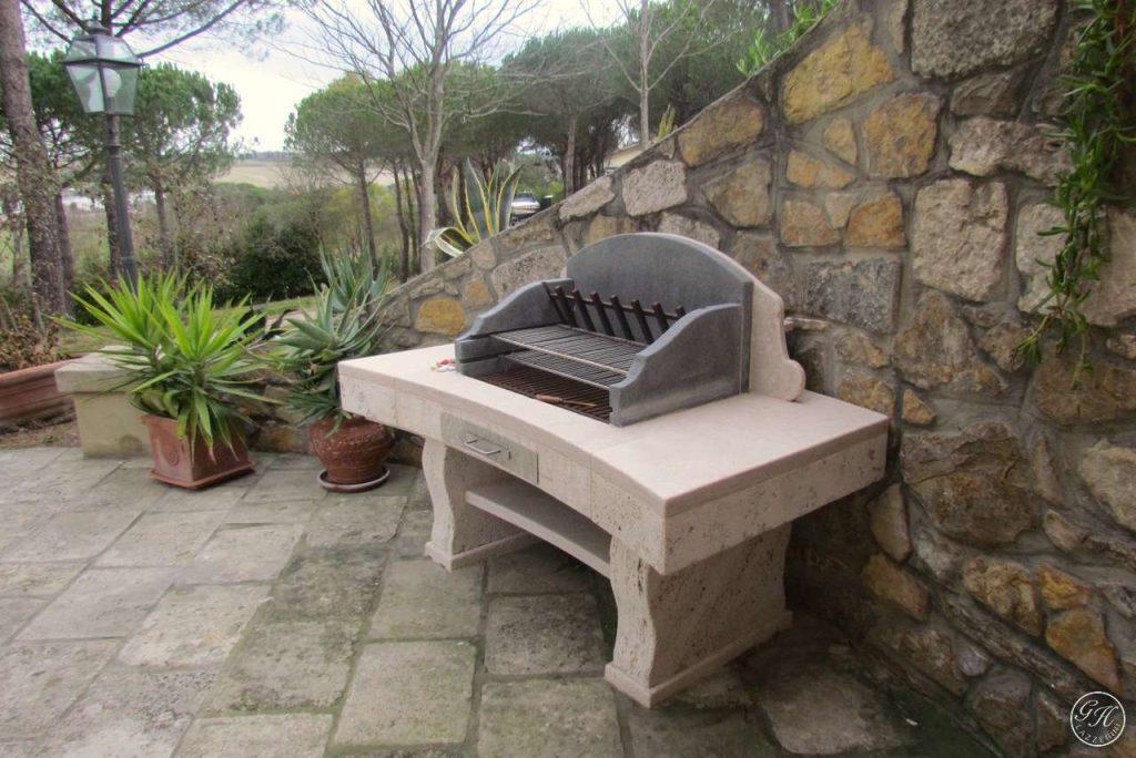 Barbecue cucine per esterno garden house lazzerini - Barbecue esterno ...
