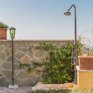 OUTDOOR SHOWERS - GARDEN HOUSE LAZZERINI