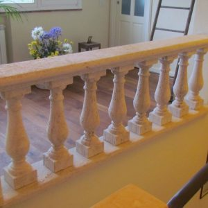 Banisters and balustrades - GH Lazzerini Tuscany