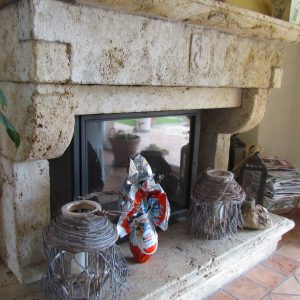 Fireplaces - GH Lazzerini