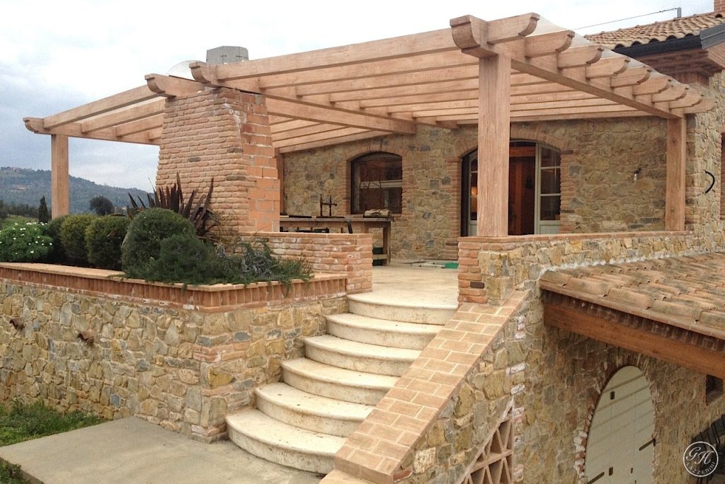 Pergole garden house lazzerini