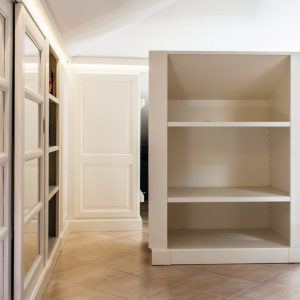 Walk-in wardrobes - GH LAZZERINI, MADE IN ITALY