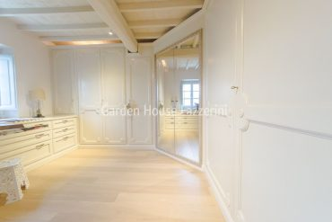 Cabina armadio su misura - Custom walk-in closet - GH Lazzerini
