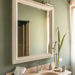 Ванные комнаты из травертина, дизайн GH Lazzerini